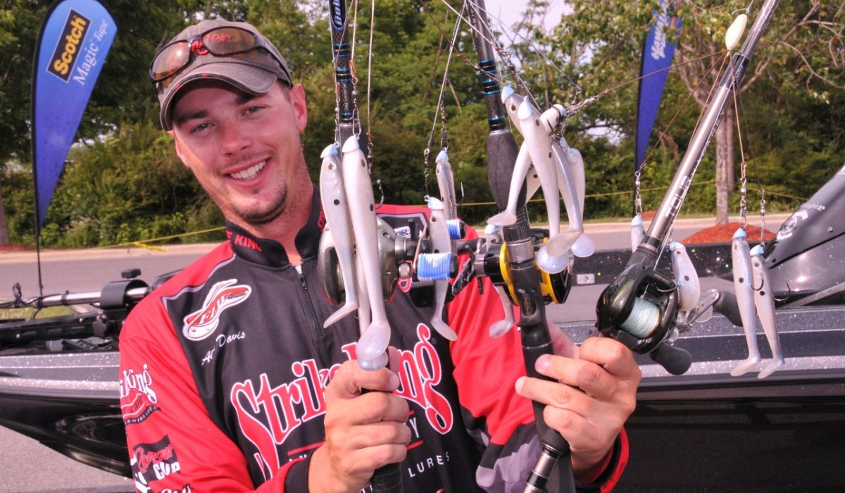 The Spinnerbait Kid' becomes the 'Alabama Rig Kid' to win